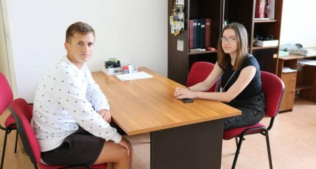 Novi studenti Martina i Nikša će svoju budućnosti graditi u Hrvatskoj