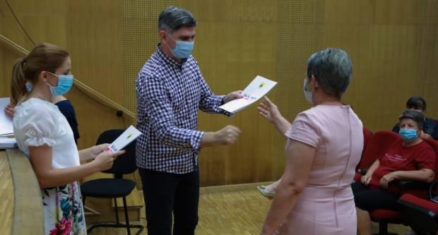 55 novih ugovora za djelatnice u programu Zaželi