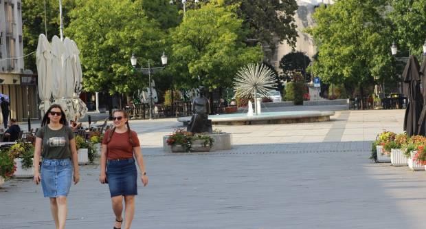 Nedjeljna šetnja centrom grada