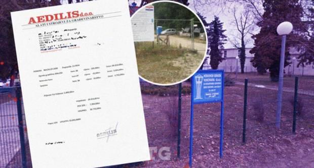 Vukovarski vodovod od druge gradske tvrtke unajmio ogradu za 480 tisuća kuna. Nova košta 33 tisuće