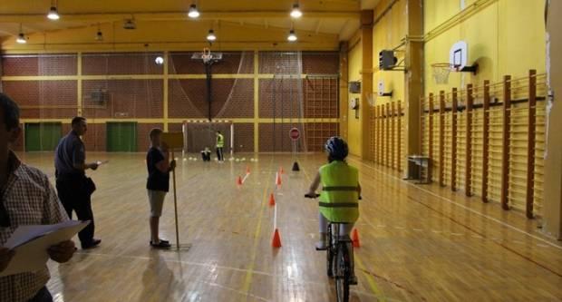 Program osposobljavanja za upravljanje biciklom