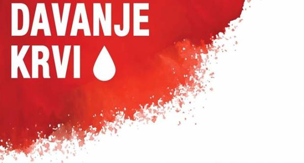 Poziv na darivanje krvi, smanjene su zalihe krvnih grupa 0- i A-