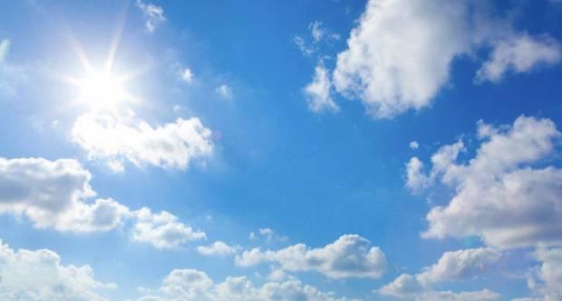 Najviša dnevna temperatura zraka od 30 do 32 °C