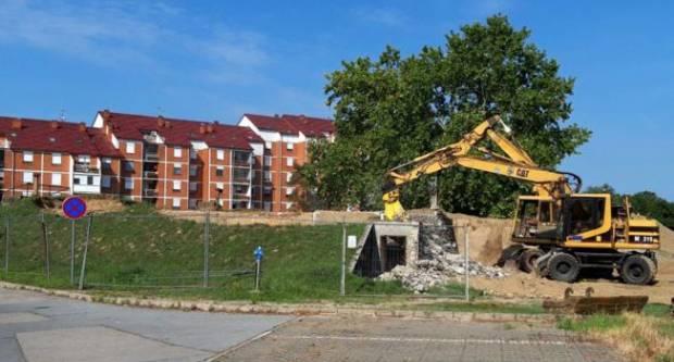 Vukovarci će na mjestu skloništa izgraditi trg