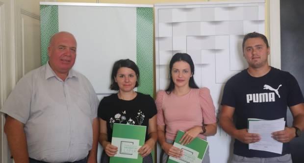 Grad Lipik i dalje pomaže mladim obiteljima – potpisana nova 4 ugovora