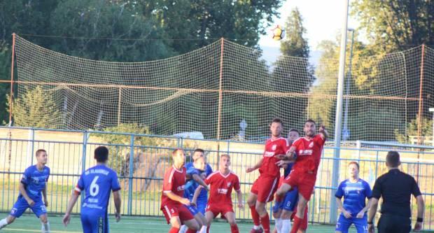 Nk Slavonija pobijedila 2:0 NK Vuteks Slogu Vukovar