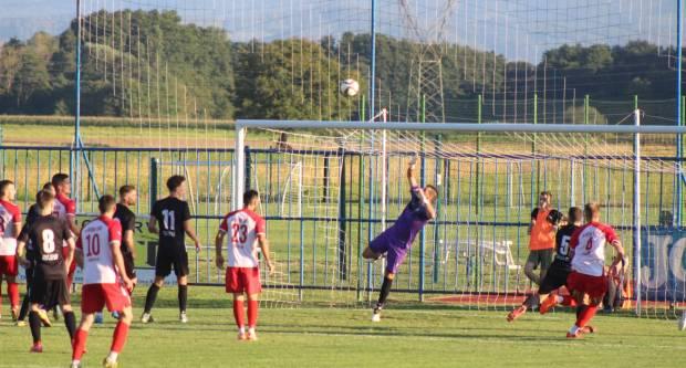 NK ʺKutjevoʺ uzeo tri boda na domaćem terenu rezultatom 2:0 protiv NK ʺVuteks - Slogaʺ iz Vukovara