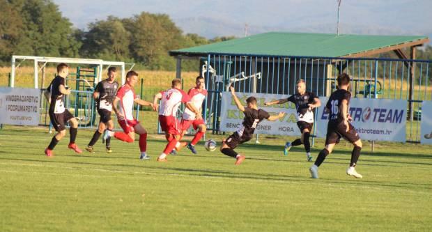 NK ʺVuteks - Slogaʺ iz Vukovara izgubio od NK ʺKutjevaʺ rezultatom 2:0