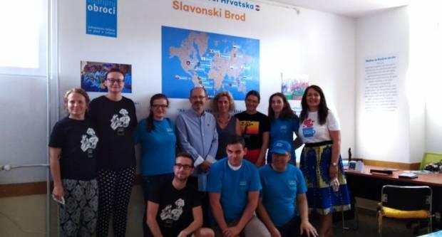 Otvoren Informativni centar 'Marijinih obroka' u Slavonskom Brodu