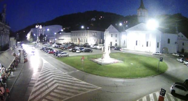 Sve češća vožnja u suprotnom smjeru na Trgu Sv. Trojstva u Požegi
