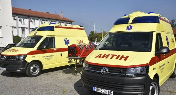 1.150.000 kuna za dva nova vozila hitnoj medicini