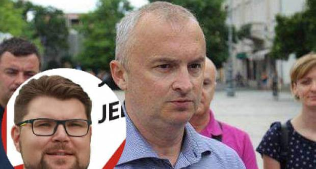 Grbinov čovjek od povjerenja Vinko Grgić, aferom iz Janafa opasno bi mu mogao pomrsiti planove u utrci za šefa socijaldemokrata!