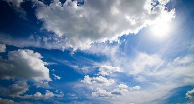 Danas sunčano, povremeno uz malo oblaka