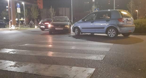 POLICIJA VEČERAS IMA PUNE RUKE POSLA: Još jedna prometna nesreća na ulicama Slavonskog Broda