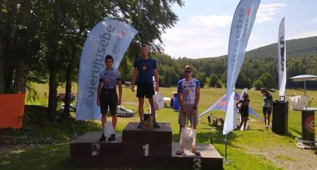 Požeški biciklisti odlični na utrkama u kolovozu i rujnu