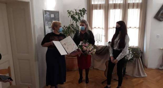 Kristina Kosinc ovogodišnja dobitnica nagrade Marko Turčan