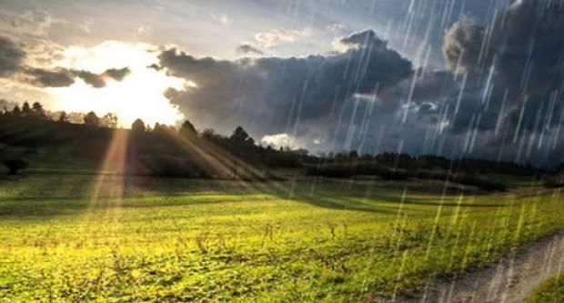 Vrijeme danas promjenjivo, povremeno s kišom