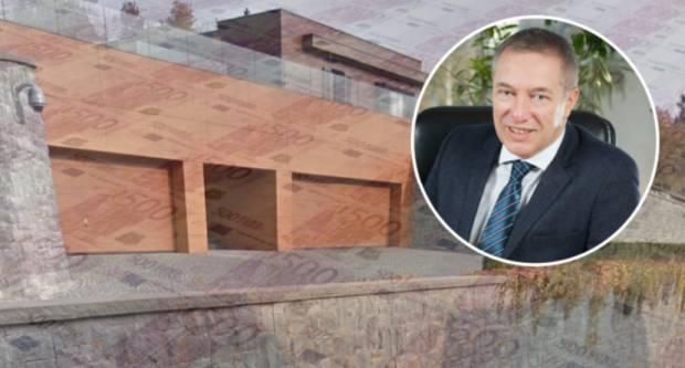 U ovoj je garaži Dragan Kovačević sakrio Toyotu s milijun eura u prtljažniku!