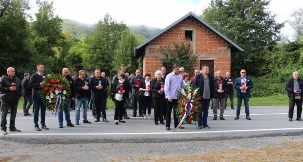 29. obljetnica prve vojno-redarstvene akcije Požeštine u Kamenskoj