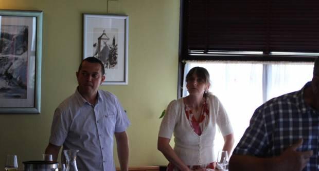 Ivan Grgić ispred vinarije Krauhaker: ʺOmjer sladora i kiseline u graševini je idealanʺ