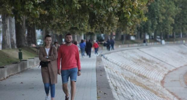Nedjeljna šetnja gradom
