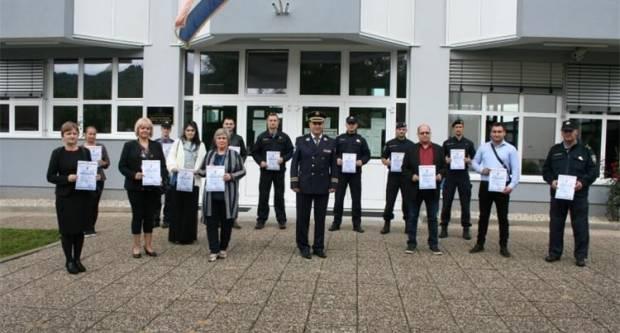 Policijska uprava požeško-slavonska danas je obilježila Dan policije