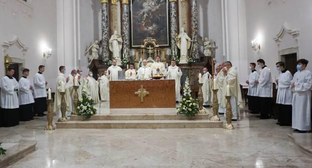 Spomen 23. obljetnice uspostave Požeške biskupije i ređenja njezina biskupa