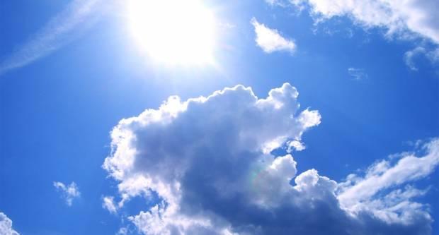 Vrijeme danas sunčano s mjestimičnom naoblakom