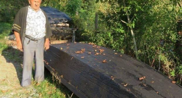 Slavonac i s 93 godine izrađuje čamce te traži ʺbabuʺ koja je barem 15 godina mlađa od njega