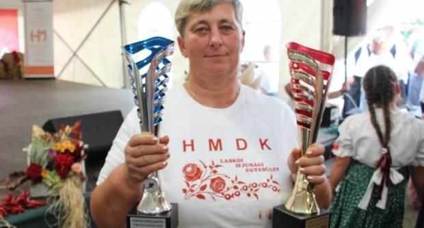 Paprika fest u Lugu donio dvostruki šampionat za ljutu i slatku crvenu papriku Zuzani Jozef