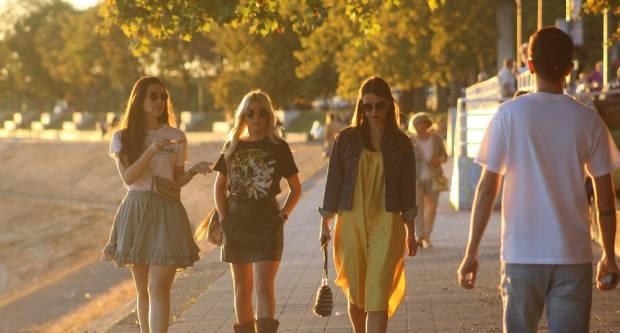 Sunčana subotnja šetnja gradom