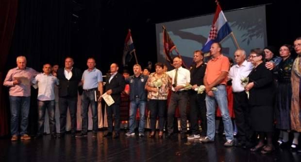U Gradskom kazalištu izveden glazbeno - scenski prikaz - Bitka za Vukovar