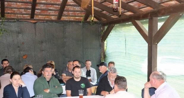 Marijan Širac izabran za novog predsjednika LAG ʺZeleni trokutʺ