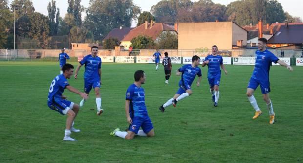 NK Slavonija podijelio bodove s HNK Vukovar 1991 (1:1) 10.10.2020.