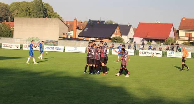 HNK Vukovar 1991 na gostovanju kod NK Slavonije odigrao neriješeno (1:1)