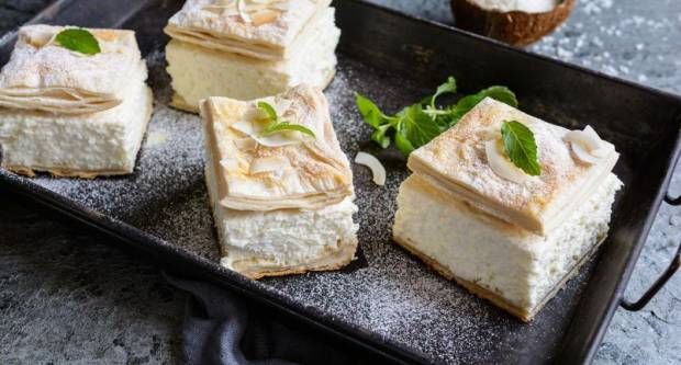 Savršenstvo okusa! Samoborski recept za samoborske kremšnite