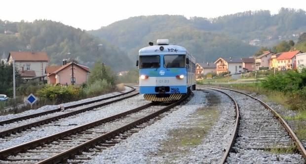 Županija će studentima sufinancirati prijevoz vlakom