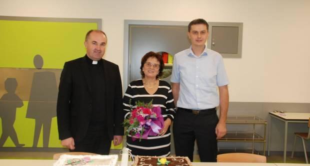 Prof. Ljuba Šolić otišla u zasluženu mirovinu, radne kolege emotivno se oprostili od nje