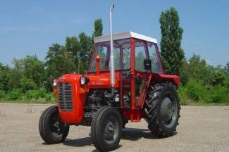 Ukrali dijelove s traktora