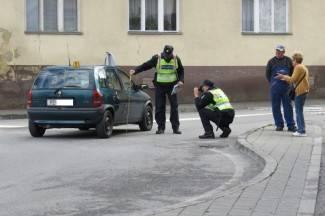 Nesreću je skrivila vozačica Corse; biciklistica teško ozlijeđena