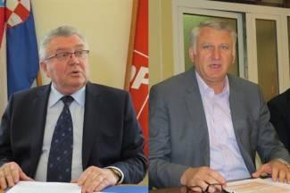 Kandidati za sabor HDZ-a i SDP-a iz Požeško slavonske županije