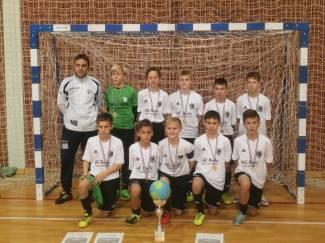 U-12: Ekipa NK Slavonija 1 na tronu bez poraza