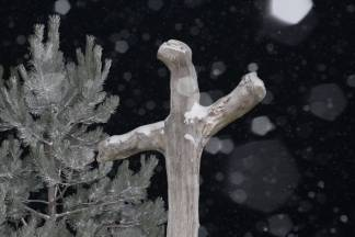 Snježne su pahulje sinoć zabijelile Papuk