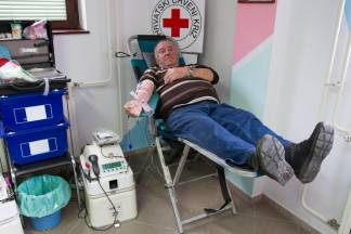 Dobrovoljni darivatelj krvi: Sigurno sam nekome već spasio život