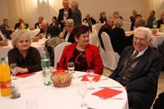 Valentinovo: Susret bračnih parova s 50 i više godina braka, 16.2.2016.
