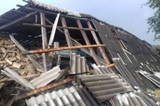 Fotografije nevremena koje je zahvatilo Požegu i okolna mjesta 13.7.2016