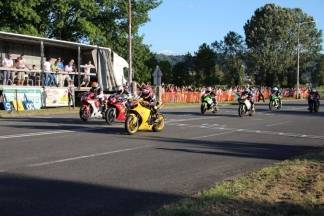 Međunarodno otvoreno prvenstvo Hrvatske u cestovnim moto utrkama na Glavici 17.09.2016