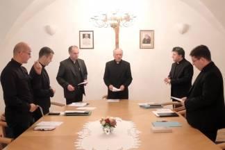 Sjednica odbora za proslavu 20. obljetnice uspostave požeške biskupije