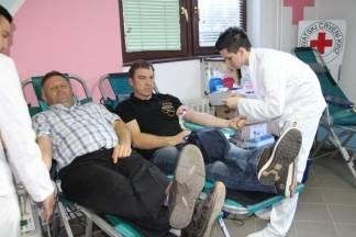 Dobrovoljno darivanje krvi u Požegi od 1. do 3. veljače 2017.