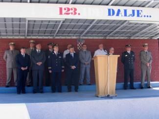 Obilježavanje 20. obljetnice osnivanja Hrvatske vojske, 26. 5. 2011.